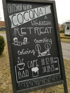 Coworking in the Sticks? Coconat! 7