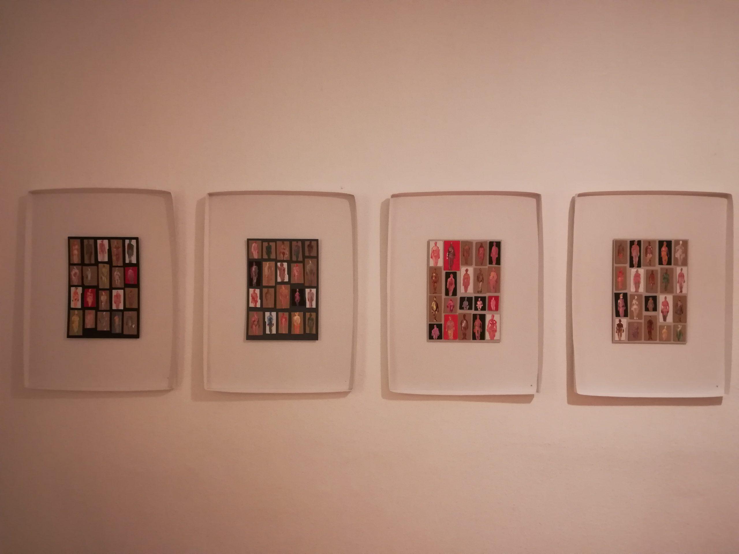 """Nikolaas Boden's """"Dispositions"""" 5"""