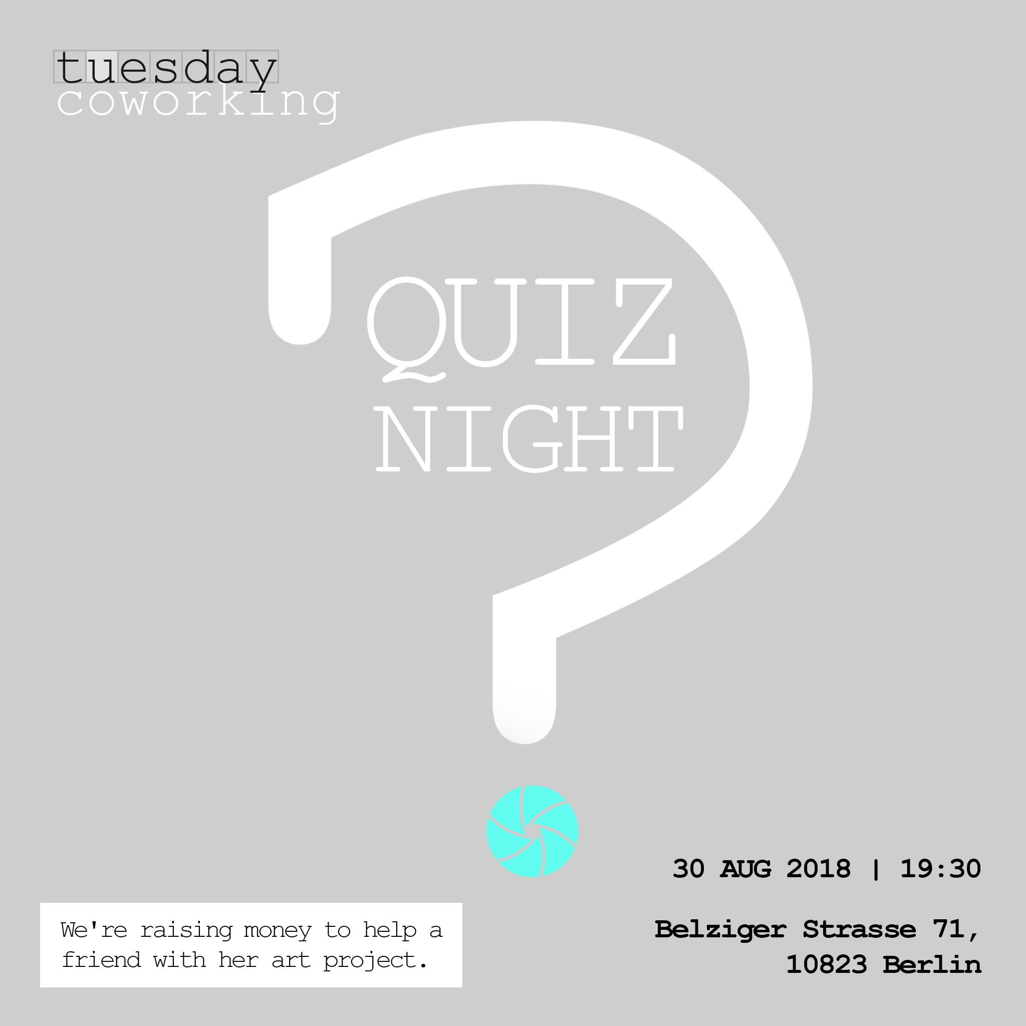 Fundraising Quiz 1
