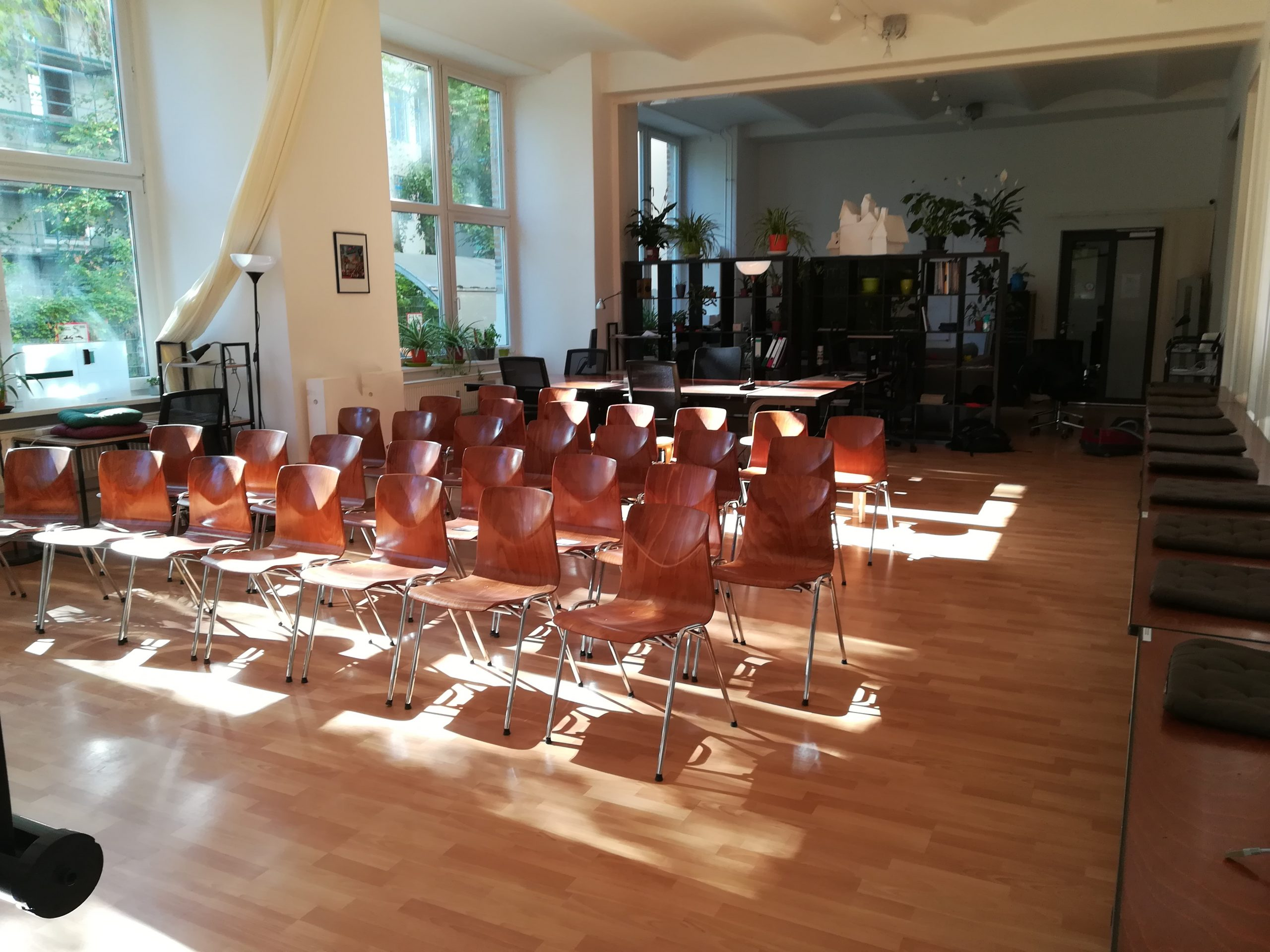 New Private Offices in Schöneberg Available! 9