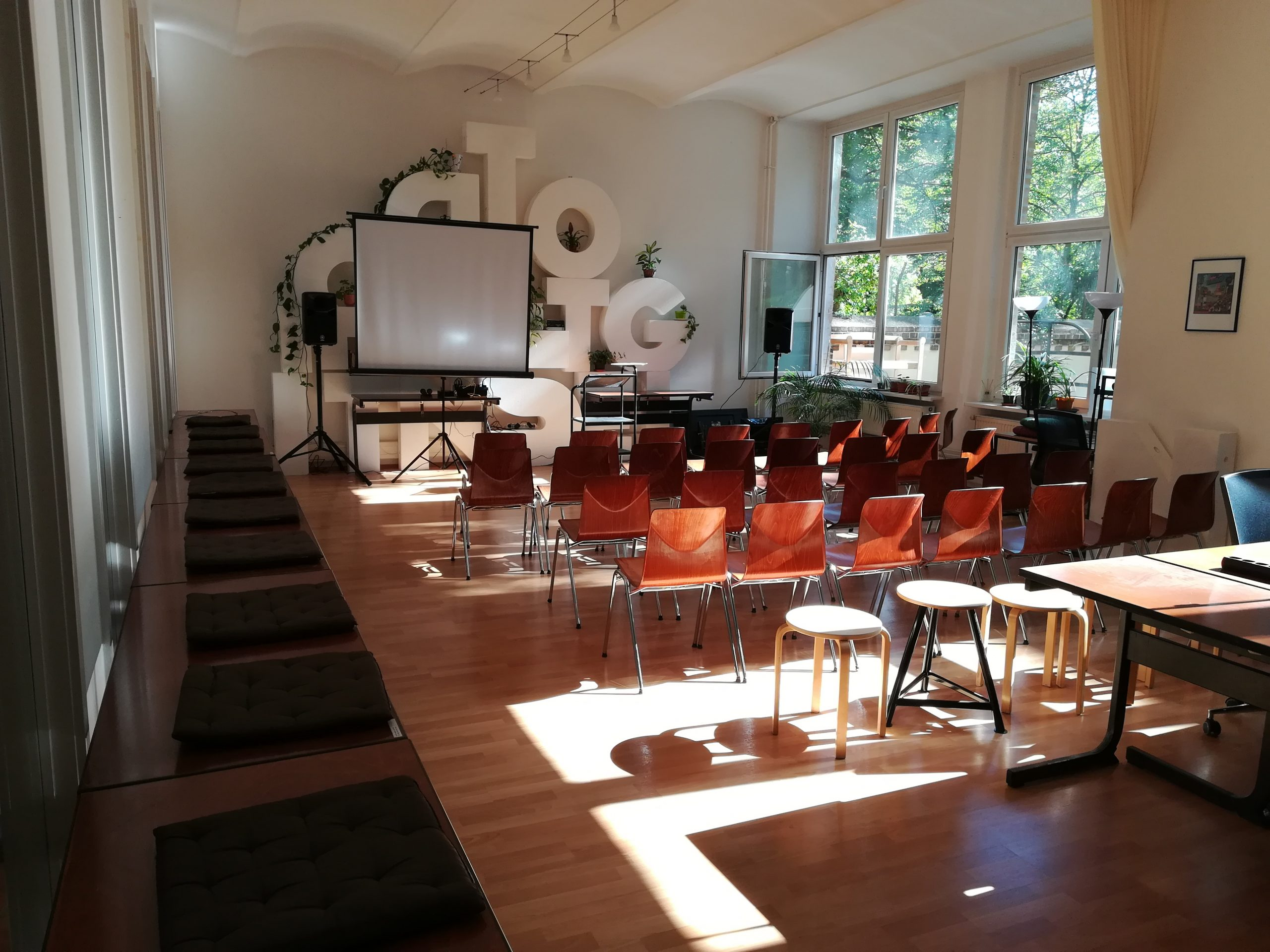 New Private Offices in Schöneberg Available! 10