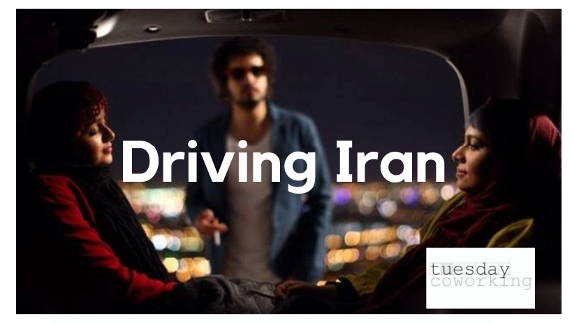 Driving Iran - a new 4-week movie series 1