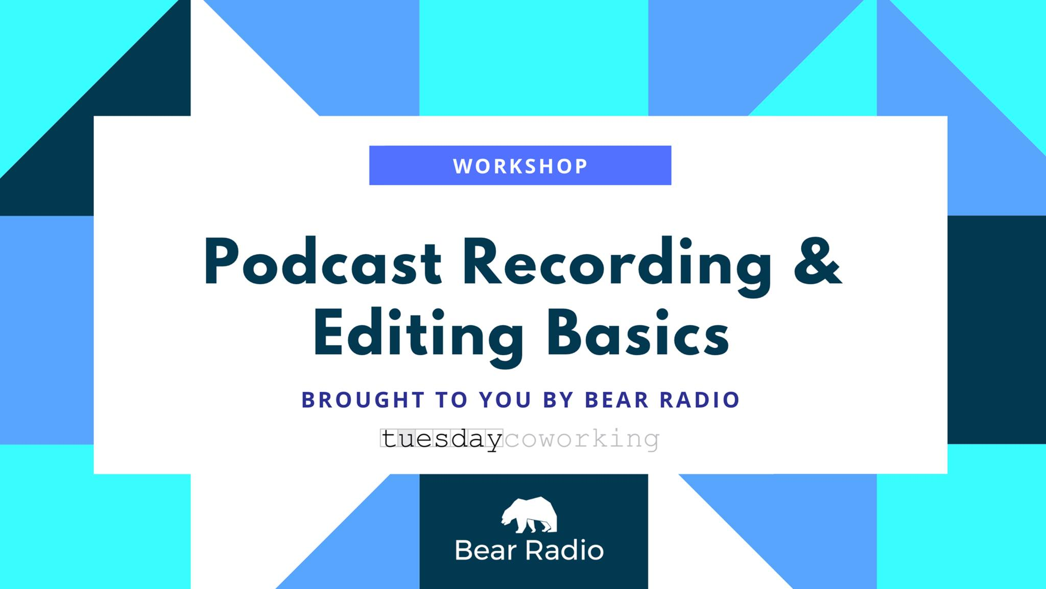 Podcast Recording image