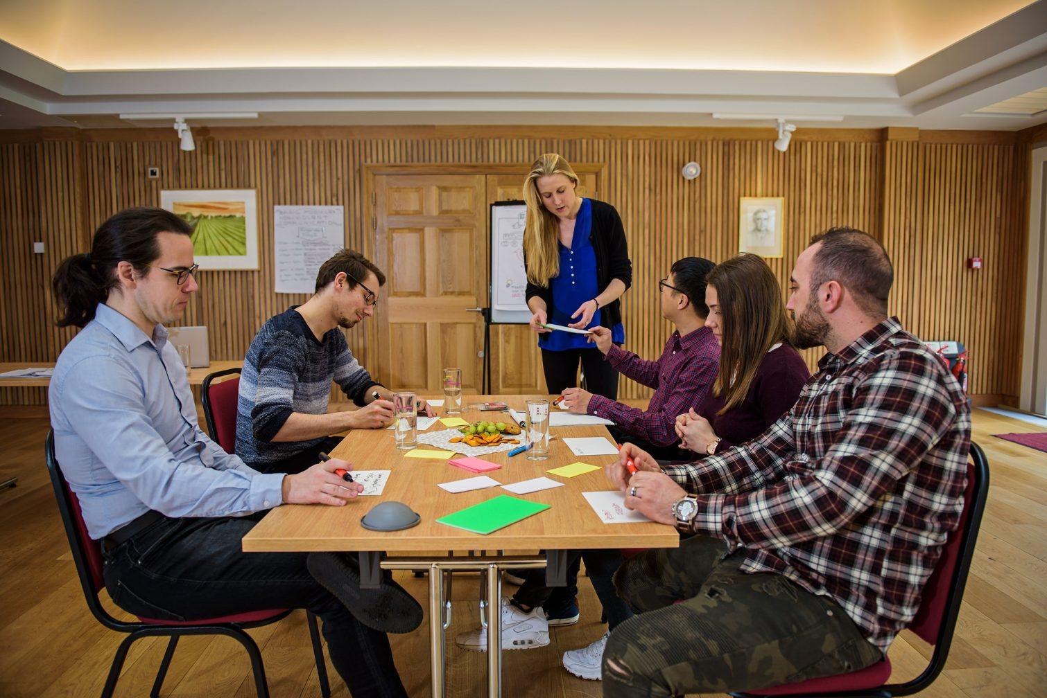 Non-violent communication workshop