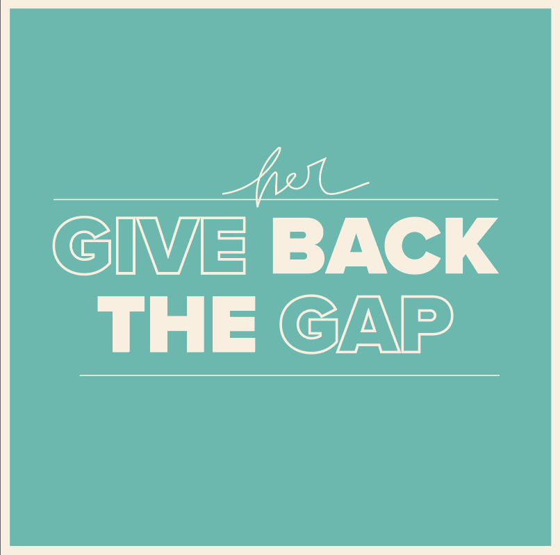 Give Back The Gap