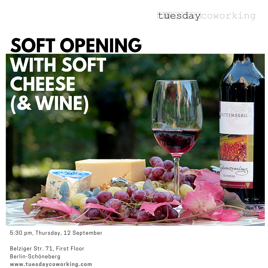 First Floor Opening / Wine & Cheese Tasting 1