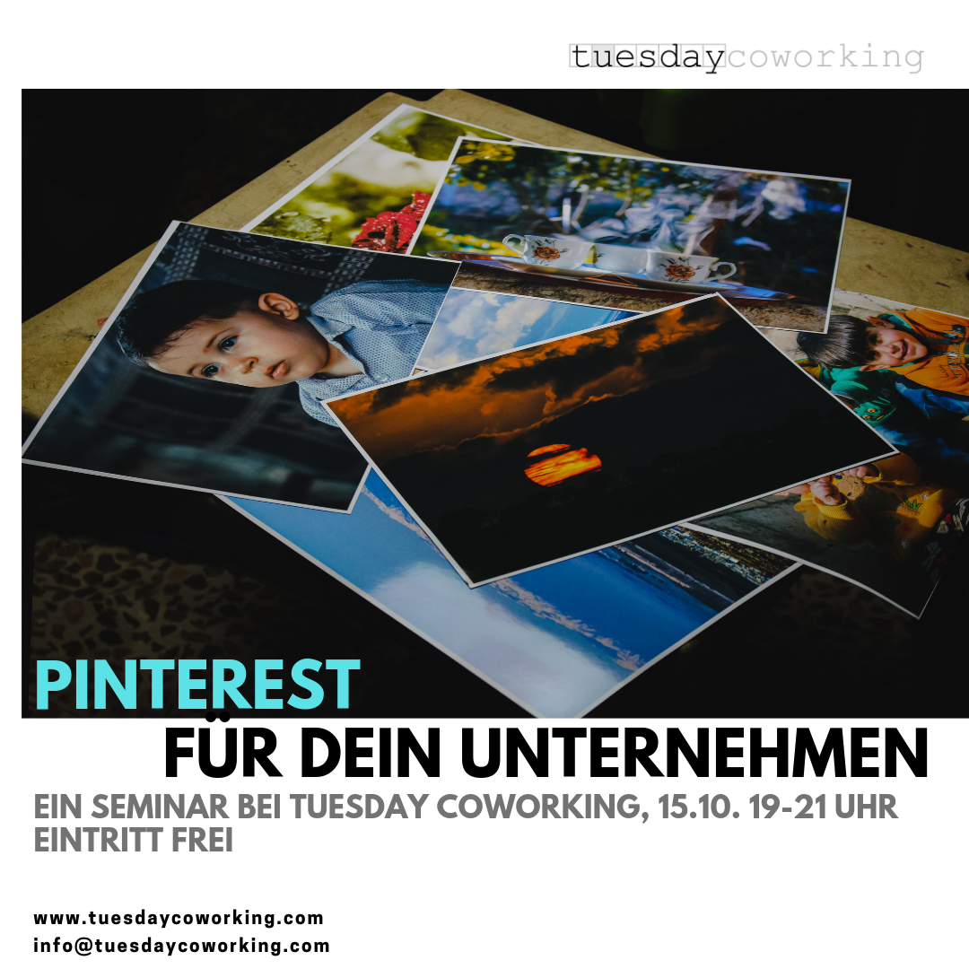 Pinterest Seminar Photo